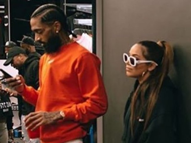 """Lauren London Honors Nipsey Hussle a Year After His Death: """"I Stand Strong Because of You"""""""