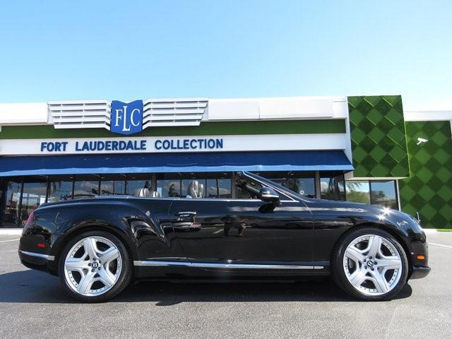 2012 Bentley Continental--GTC