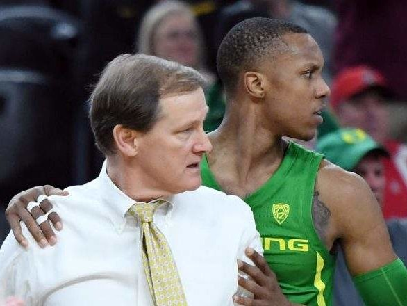Louis King NBA Draft Projections: Mock Drafts for Oregon Forward