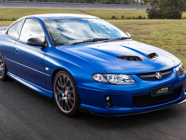 Holden's Project Monaro Is A Wonderful One-Off – And You Can Win It