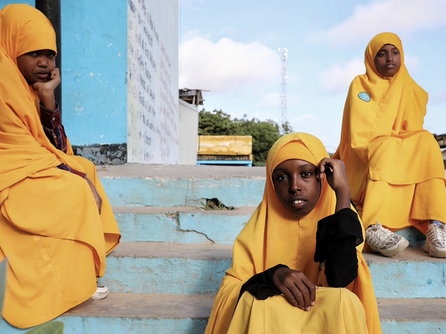 The Difficulties One Woman Faced to Become a Photojournalist in Somalia