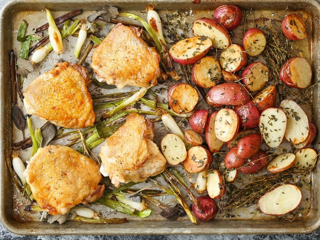15 Easy Sheet Pan Suppers for Cooler Days — Recipes from The Kitchn