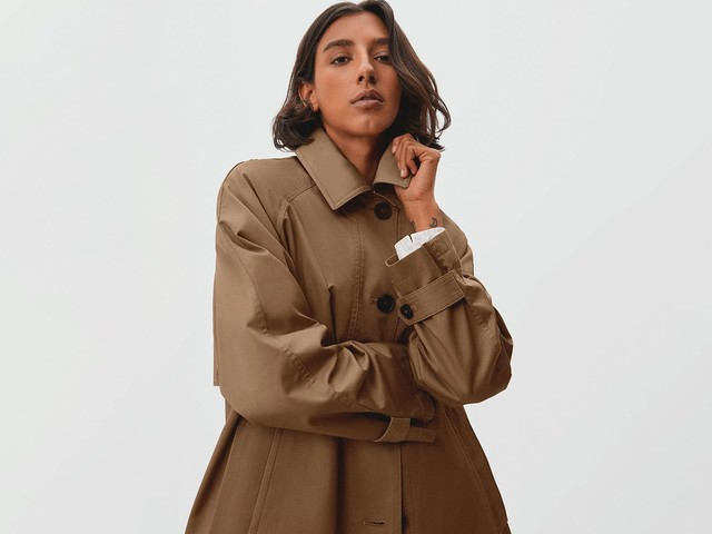 14 Transitional Trench Coats For Any Kind Of Weather