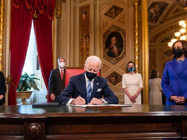 Biden administration freezes Trump's directive to lower insulin prices