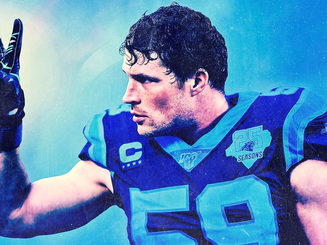 Luke Kuechly, an All-Time Great Linebacker, Has Retired at 28