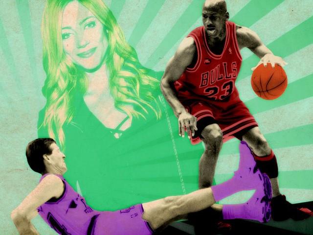'Guarding Jordan' Is Just About Failing to Guard Michael Jordan