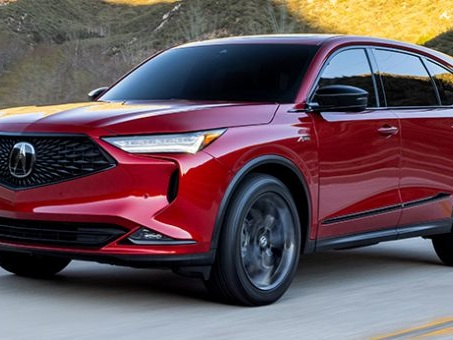 Road Tests: 2022 Acura MDX
