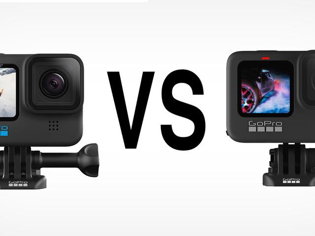 GoPro Hero 10 Versus Hero 9: Should You Upgrade?