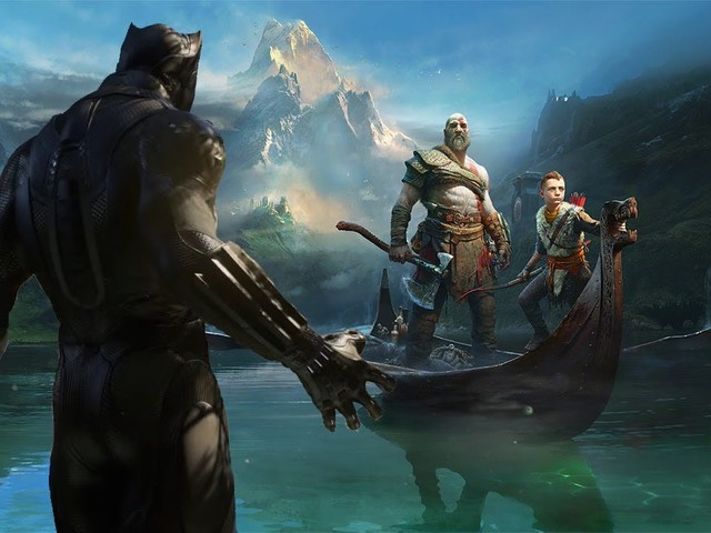 Kratos Voices Black Panther In Marvel's Avengers