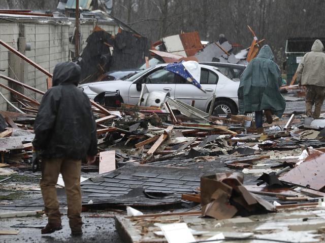 Tornado Touches Down Near Seattle, Causing Damage But No Deaths