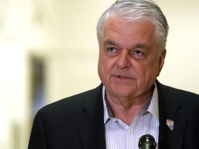 Steve Sisolak, Nevada governor, bans malaria drugs for coronavirus patients