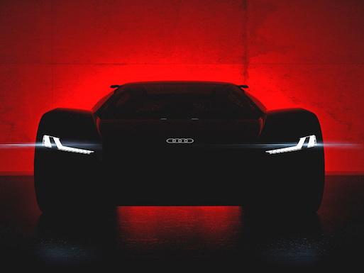 Audi Electric Supercar Concept Will Be Revealed On August 23rd