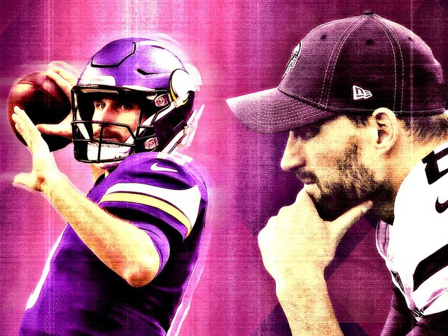 Kirk Cousins Has the Chance to Redefine His Career Against the Saints