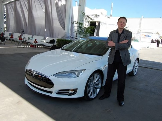 Would-be Apple-Tesla Deal Kiboshed by Musk, Report Claims