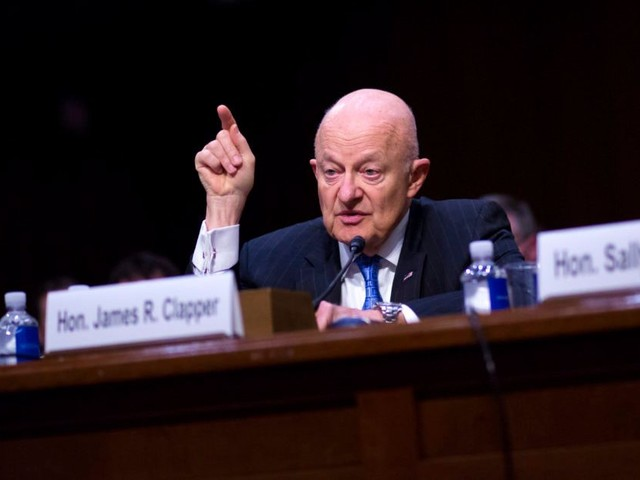 Did James Clapper 'Out' Barack Obama as the 'Mastermind' Behind the 'Russia Hoax'?