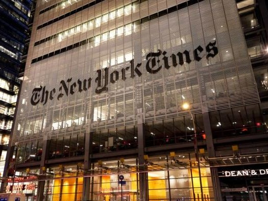Five Times This Year The New York Times Accidentally Told The Truth