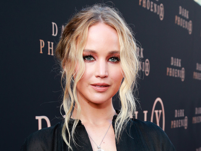 Jennifer Lawrence in Her Wedding Dress - First Pics Revealed