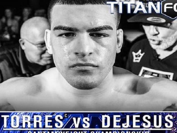 Titan FC champ Jose Torres says he had to decline UFC offer due to injuries