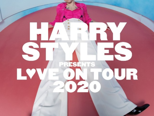 Harry Styles Announces 2020 Tour Dates, Jenny Lewis Opening US & Canadian Leg