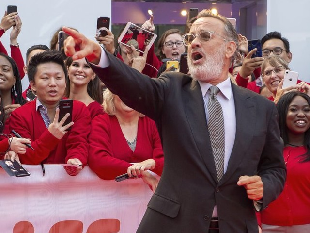Sunday Best: It's a beautiful day at the Toronto film festival