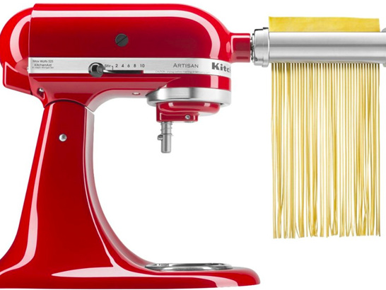 KitchenAid Pasta Bundle JUST $99 at Best Buy (Regularly $250) – Black Friday Price!