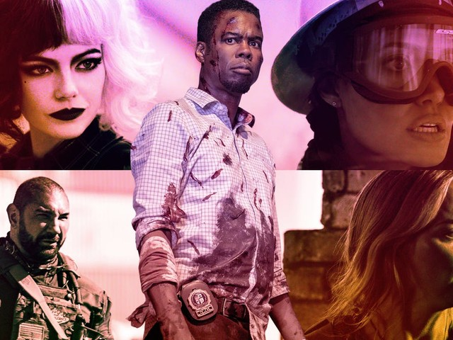 A Disney villain, Quiet Place aliens, and Zack Snyder zombies bring menace to the movies this May