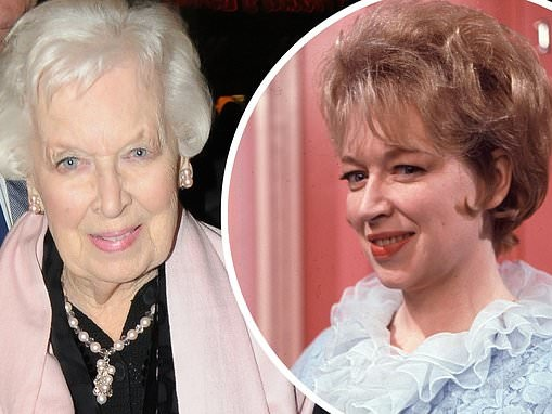 BAFTA viewers say it's a disgrace that late June Whitfield's name is MISSING from In Memoriam