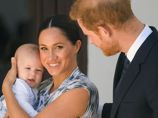 As a Mom, I Couldn't Be More Relieved About Meghan and Harry's Decision to Step Down