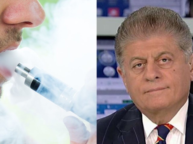 Judge Napolitano: Trump administration's war on vaping is 'affront to personal freedom and responsibility'