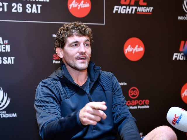 Askren predicts 'second round TKO' for McGregor at UFC 246