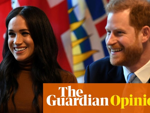 The Guardian view on Harry and Meghan: good instinct and courageous action | Editorial