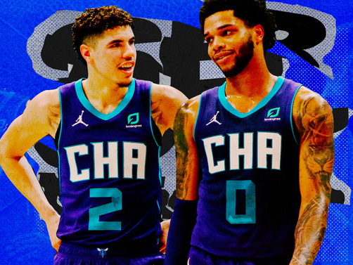 LaMelo Ball is unlocking Miles Bridges' potential with the Hornets