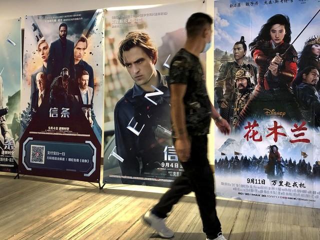 Chinese viewers pan Disney's new 'Mulan' as inauthentic