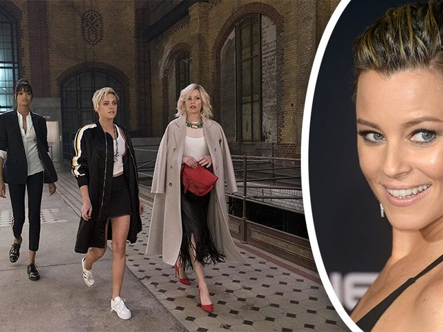 Elizabeth Banks suggests her 'Charlie's Angels' box office bomb is because men 'don't go see' female-led action films