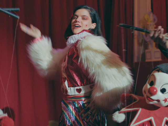 Soko's Son Indigo Makes On-Camera Debut in Her 'Being Sad Is Not A Crime' Video!