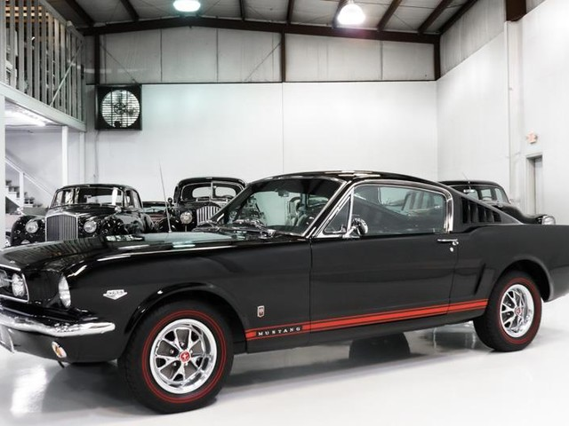 1966 Ford Mustang GT K-Code Fastback