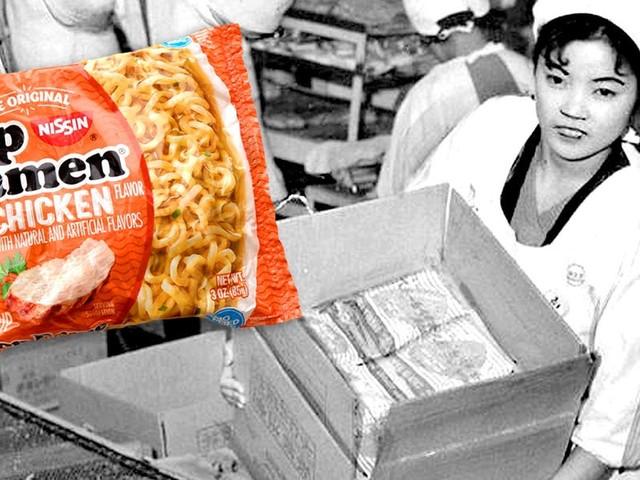 How Momofuku Ando's instant ramen created a multibillion-dollar industry