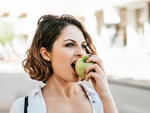 Eating two apples daily for eight weeks can lower 'bad' cholesterol, study finds