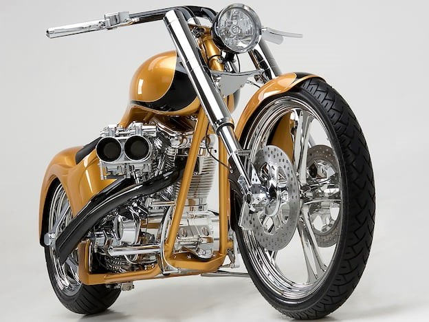 2005 Custom-Motorcycle Pro--Street