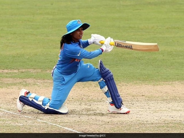Mithali, Raut Shine As India Clinch ODI Series Against South Africa