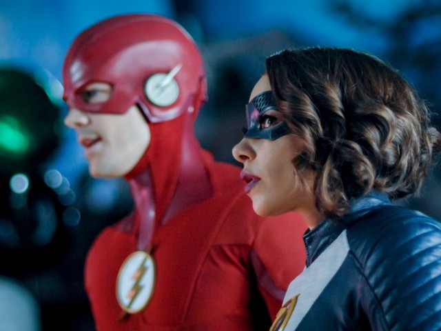 """Nora West-Allen drops a""""Time Bomb""""on The Flash"""