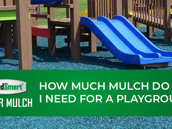 How Much Mulch Do I Need for Playgrounds?
