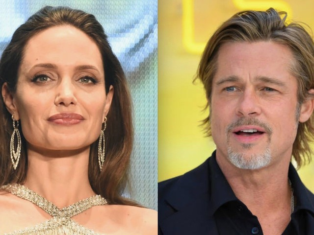Angelina Jolie Scheming To Escape With Kids From Brad Pitt?