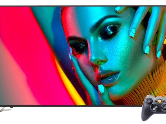Motorola's 75-Inch 4K UHD Smart TV Set to Launch in India Soon