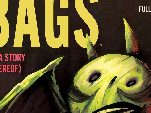 Your First Look at BAGS (OR A STORY THEREOF) from BOOM! Studios
