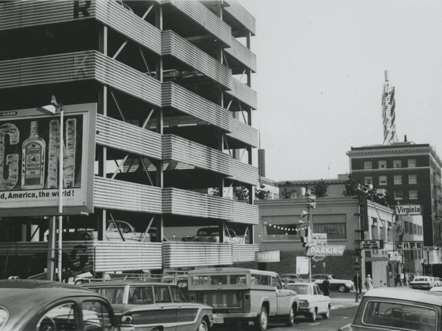 Portland, Oregon, 1964