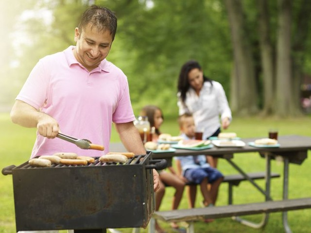 20 City Parks That Are Great for Summer Grilling