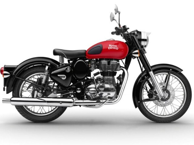 Royal Enfield Classic 350 Redditch ABS Launched In India; Priced At Rs. 1.53 Lakh