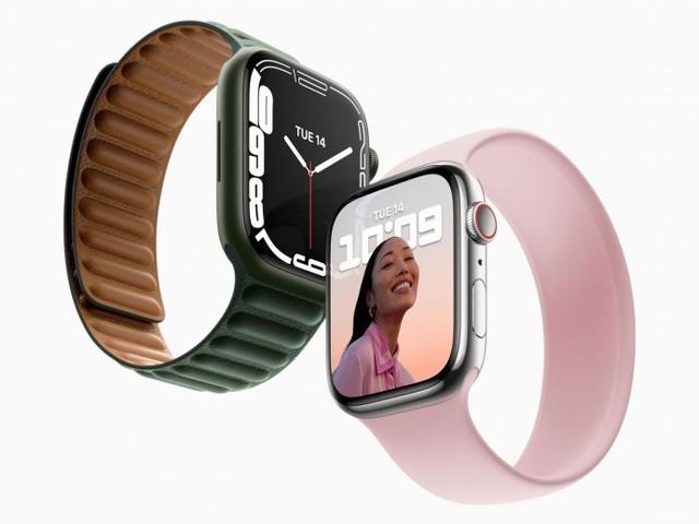 Apple Watch Series 7 has 20% Larger Display