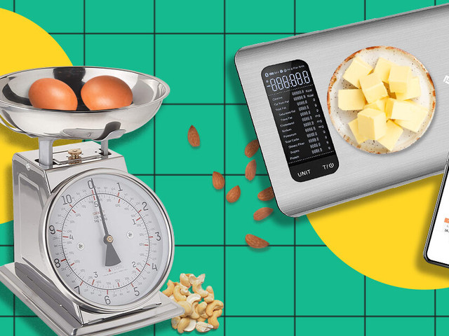 These Are the 9 Best Food Scales to Upgrade Your Bakes
